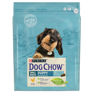 Dog Chow Puppy Small Breed