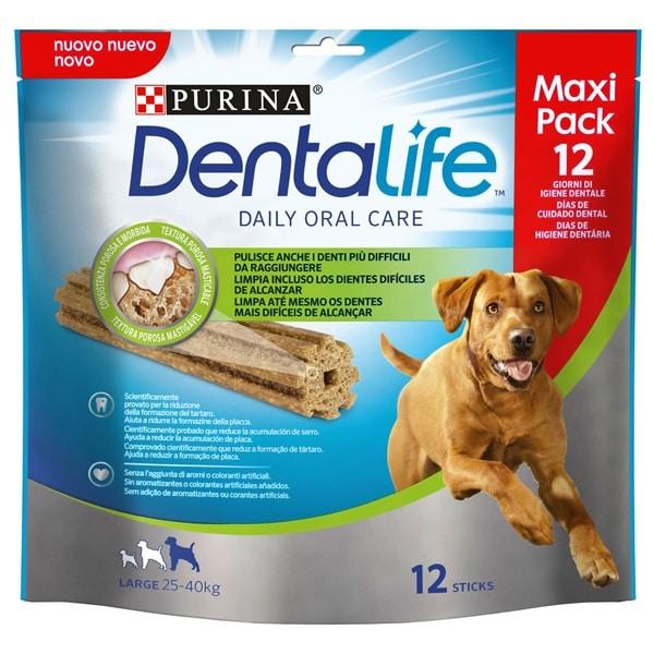 Dentalife Cão Raças Grandes Loyalty Pack 426g
