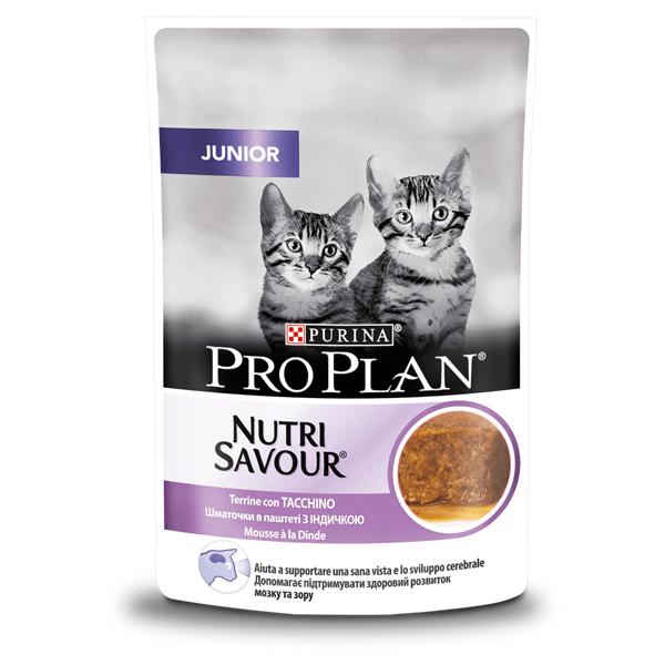 Pro Plan Nutrisavour Junior Terrine Peru 85g