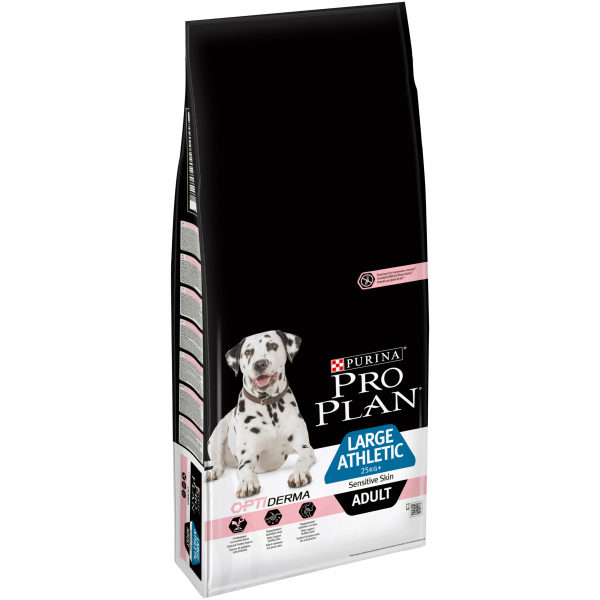 Pro Plan Dog Large Athletic Adult Sensitive Skin