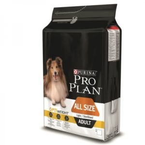 Pro Plan Dog All Size Adult Light/Sterilised