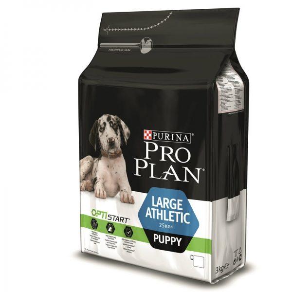 Pro Plan Large athletic puppy
