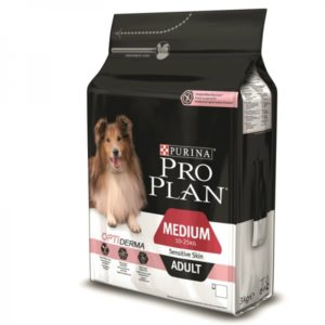 Pro Plan Dog Medium Adult Sensitive Skin