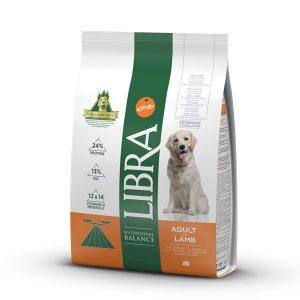 Libra Cão adulto Borrego 3 kg