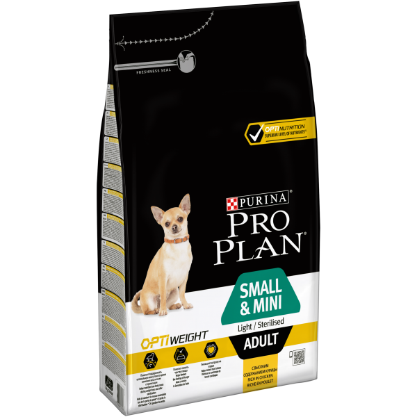 Pro Plan Dog Small & Mini Light/Sterilised
