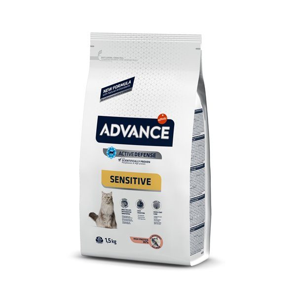 Advance Cat Adult Sensitive Salmon