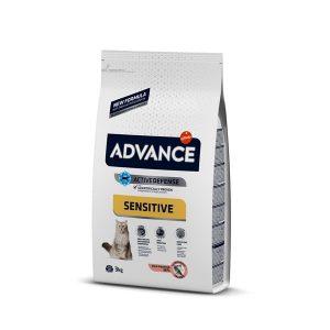 Advance Cat Adult Sensitive Salmon