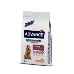 Advance Dog Medium Senior +7