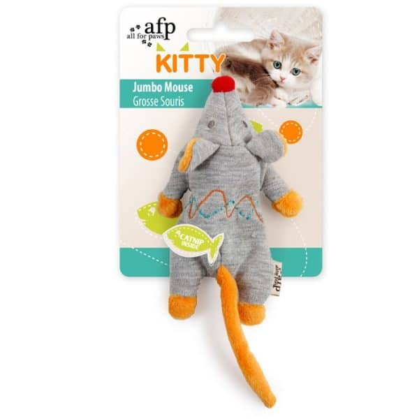 All for Paws Kitty Jumbo Mouse