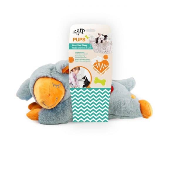 All for Paws Pups Heart Beat Sheep