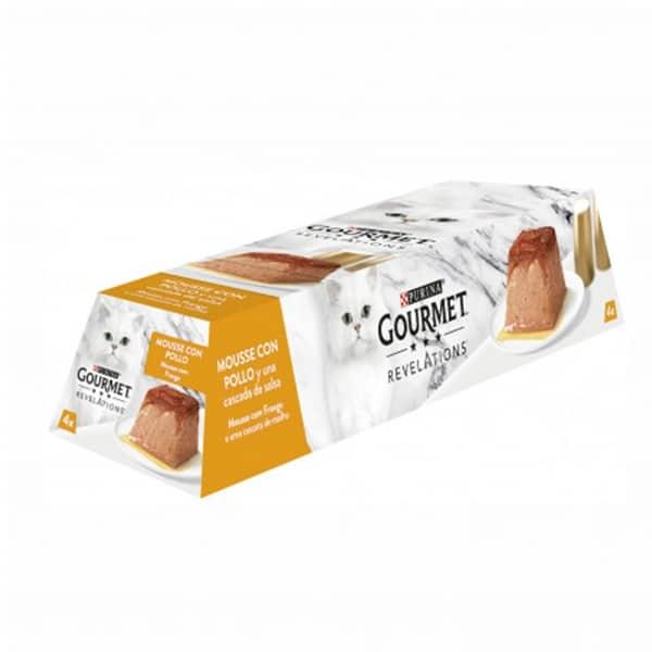 Gourmet _Revelations_Mousse_com_Frango