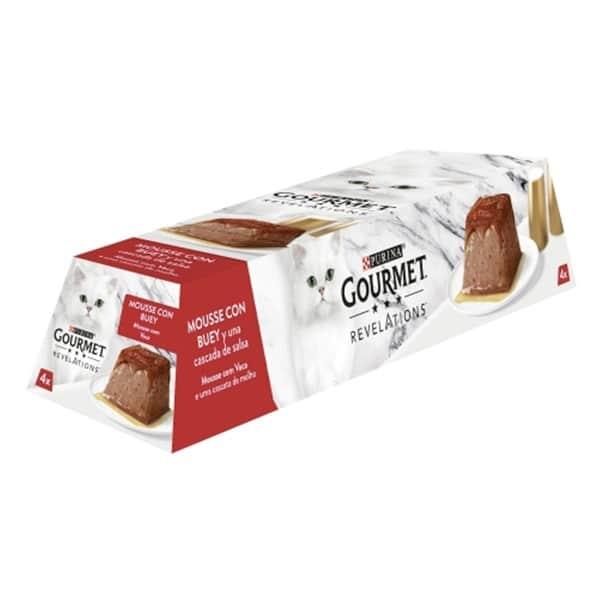 Gourmet _Revelations_Mousse_com_Vaca