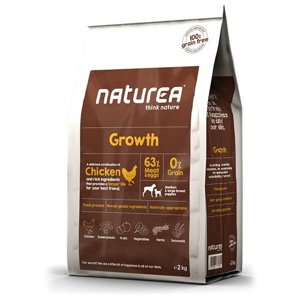 Naturea Growth Grain Free 12 kg