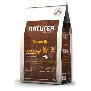 Naturea Growth Grain Free