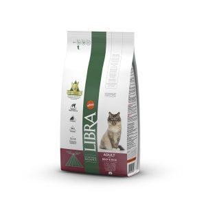 Libra Gato Adulto Vaca 1,5 kg