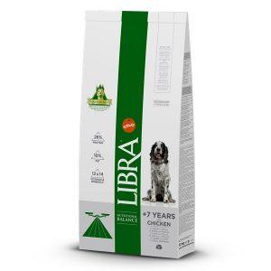 Libra Cão Adulto Sénior 12 kg
