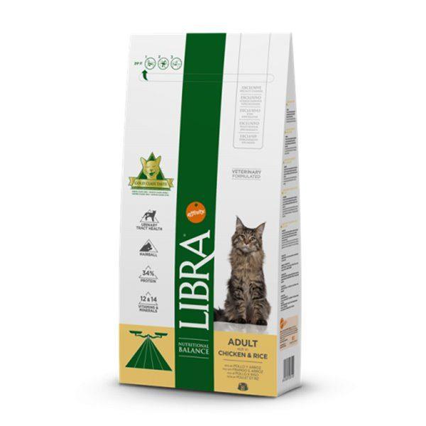 LIbra Gato Adulto Frango 15 kg