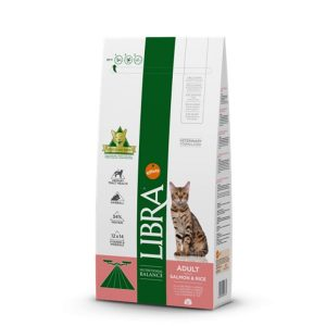 Libra Gato Adulto Salmão 15 kg