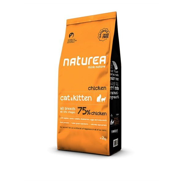 Naturea Naturals Cat & Kitten Chicken