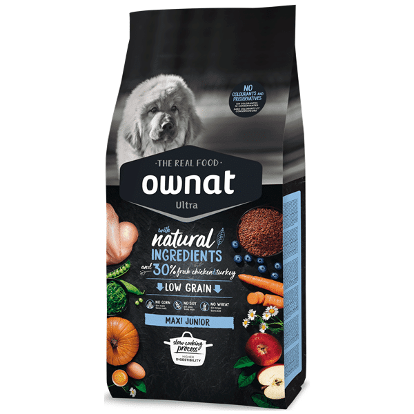 Ownat Ultra Cão Maxi Junior