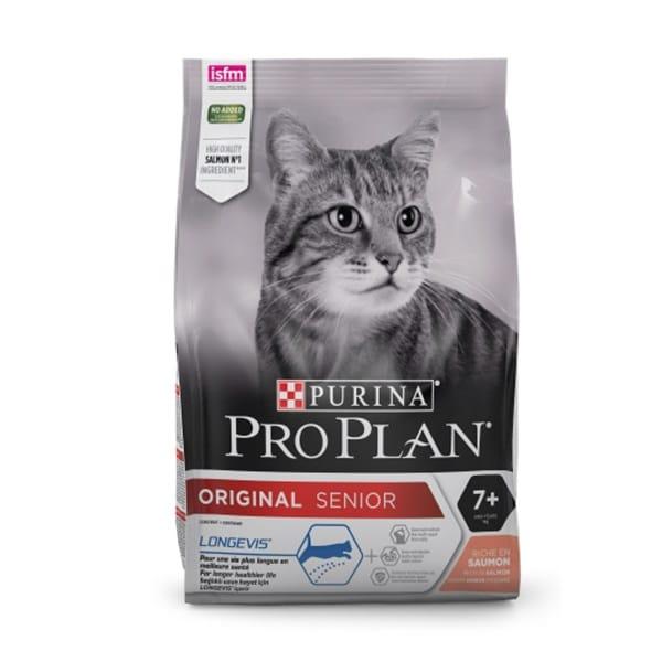 Pro Plan Cat Original Adult 7+