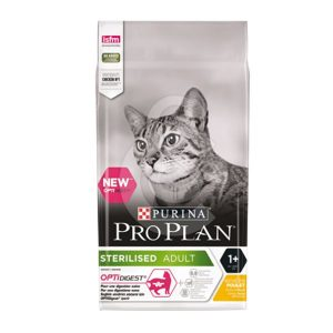 Pro Plan Cat Seterilised Chicken Optidigest
