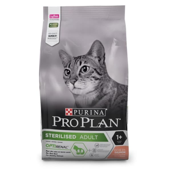 Pro Plan Cat Sterilised Salmon