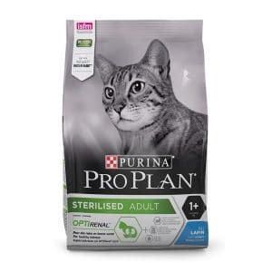 Pro Plan Cat sterilised Rabbit