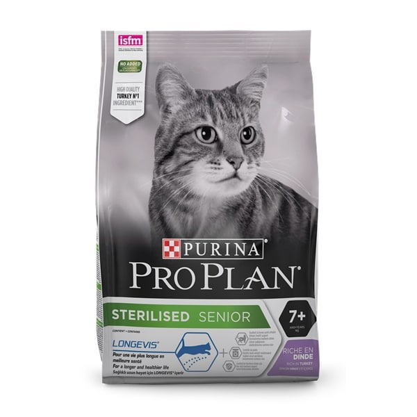 Pro Plan Cat sterilised Senior