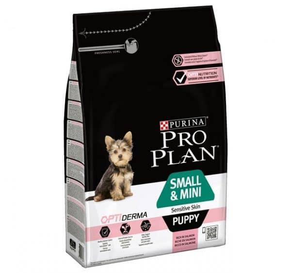 Pro Plan Dog Small & Mini Puppy sensitive Skin