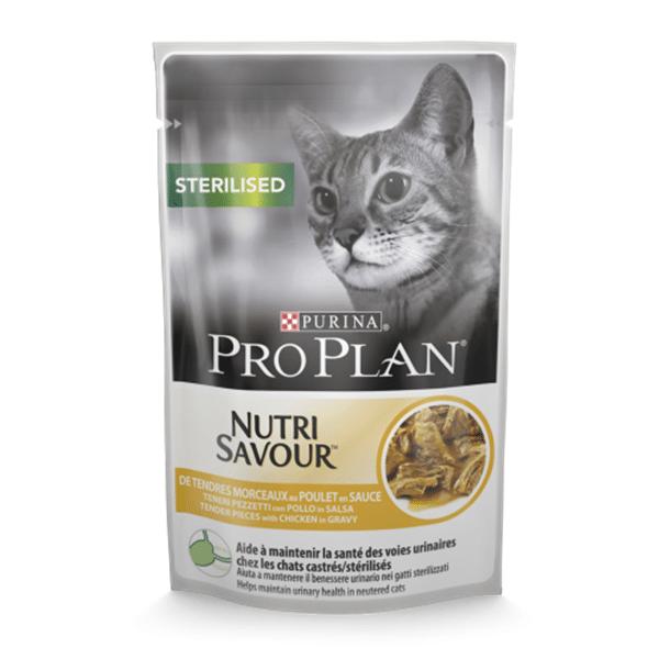 Pro Plan Nutrisavour Sterilised Chicken