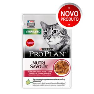 Pro Plan Nutrisavour Sterilised Pato 85g