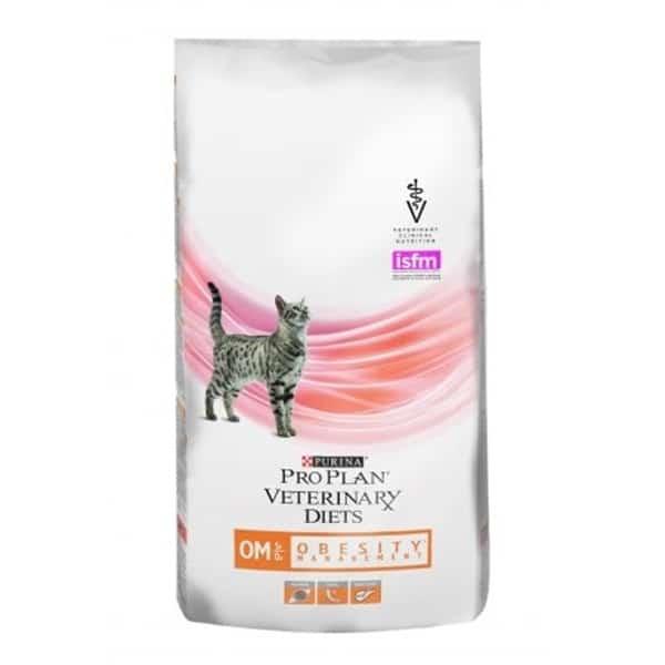 Purina Pro Plan Veterinary Diets Feline OM Obesity Management